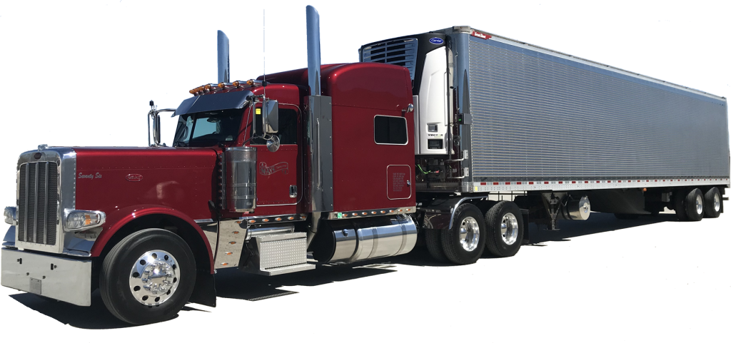 Long haul and Less-than-truckload shipping